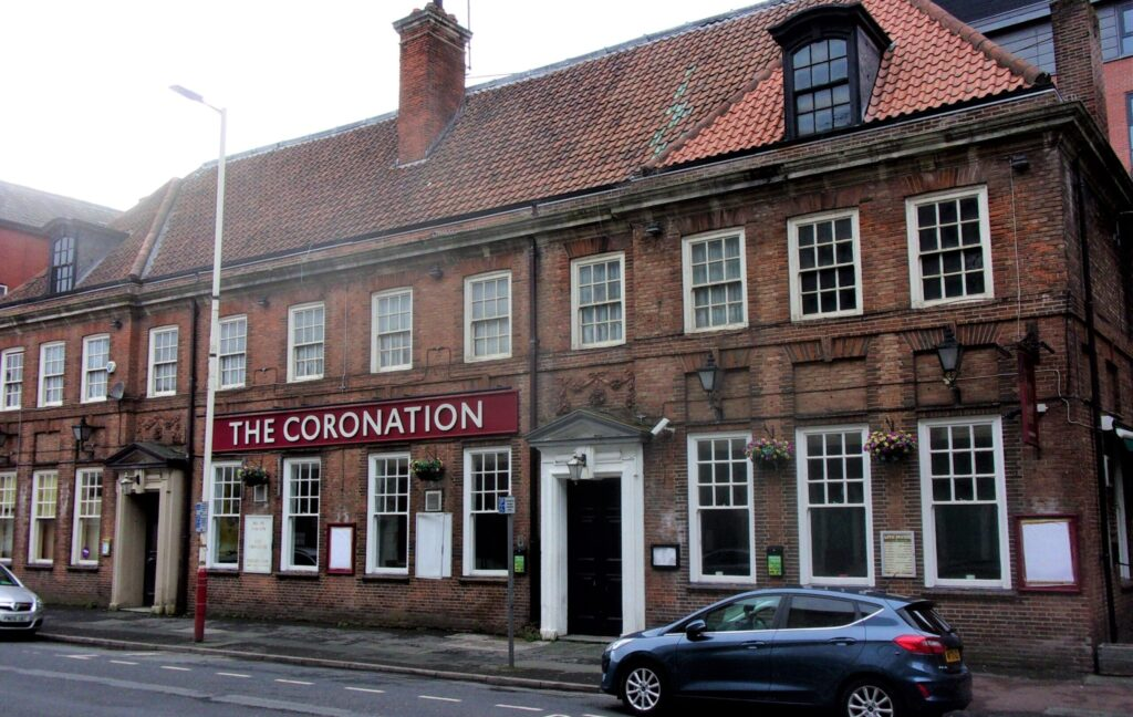 The Coronation pub in Southport was closed down and put up for sale after the first lockdown