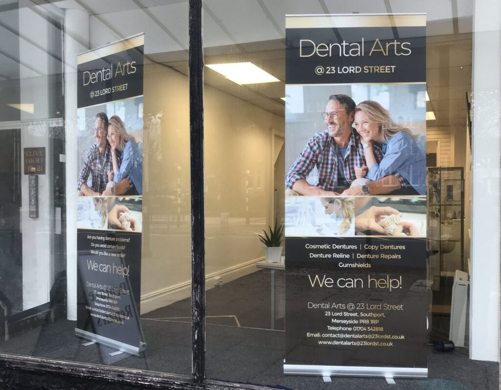 Dental Arts @ 23 Lord Street in Southport