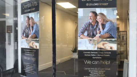 New denture clinic and dental laboratory opens on Lord Street in Southport