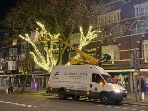 Southport lighting firm Illumidex delighted to see work praised by Prime Minister