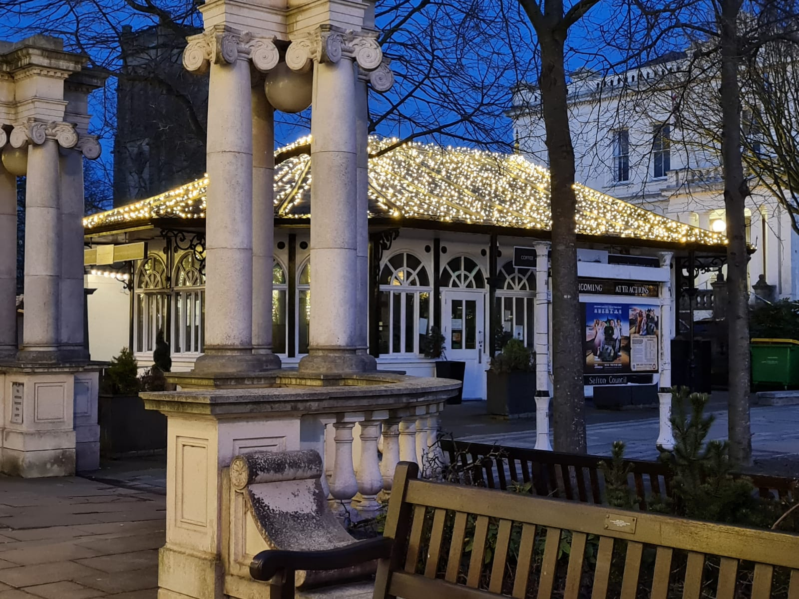 IllumiDex UK Ltd has provided new lighting at the Remedy cafe on Lord Street in Southport