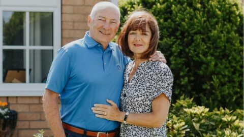 Meet the dancing Southport grandparents who gained over 400,000 TikTok followers
