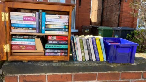 Appeal made for return of missing community library in Southport