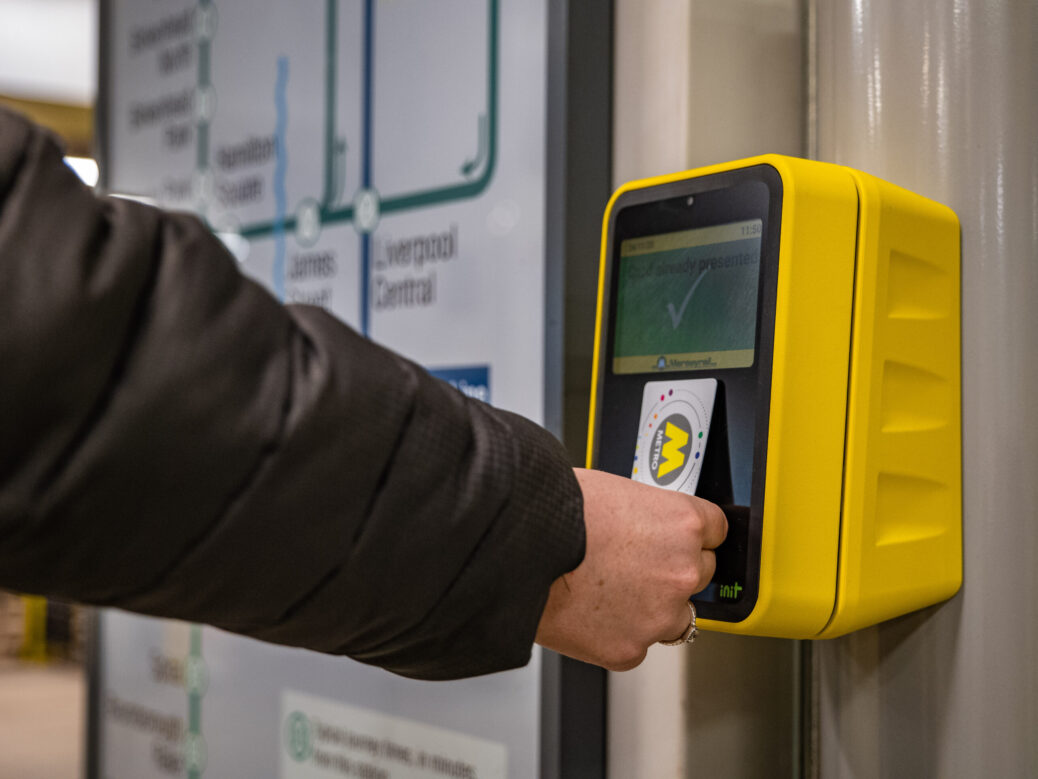Customers can now 'collect' the Merseyrail Only Rail Pass they have purchased online