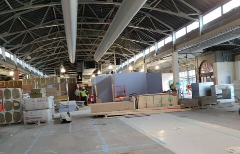 Southport Market builders reveal exciting changes taking place in £1.4m project