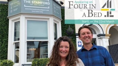Four in a Bed TV series sees The Stamford in Southport enjoy spotlight