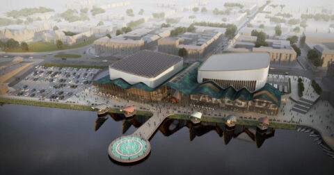 Plans for new Southport Marine Lake Events Centre 'moving at pace' as council seeks £7.5m funding