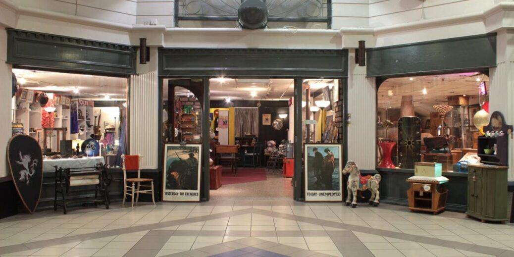 MIH Bazaar in Cambridge Walks in Southport