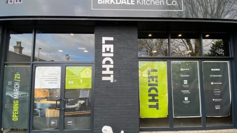 Birkdale Kitchen Co in Southport opens brand new showroom in Birkdale Village