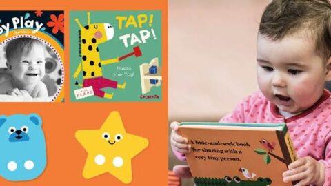 Free books available to pre school children in Sefton through BookStart scheme
