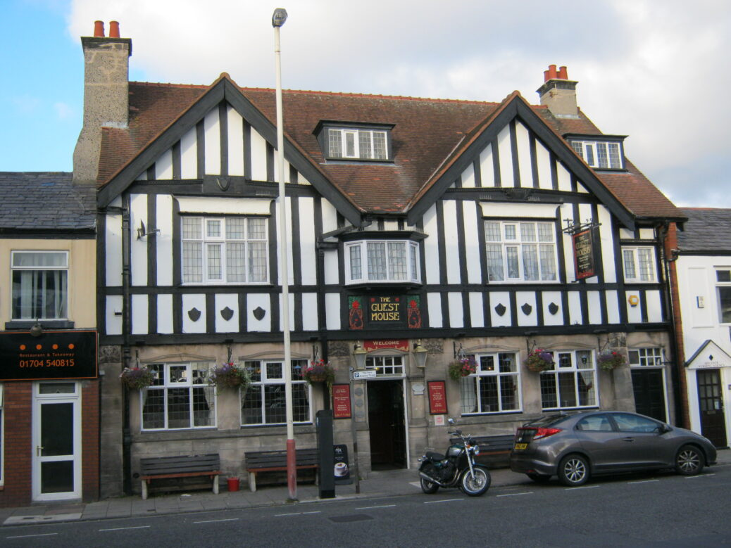 The Guest House pub in Southport. photo by Neville Grundy