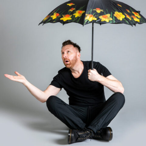 Southport Comedy Festival 2021 reveals Jason Byrne as first headline act