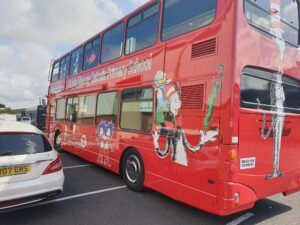 Marshside Primary School in Southport is trying to raise money for a school and community project - 'The Big Bus Project'