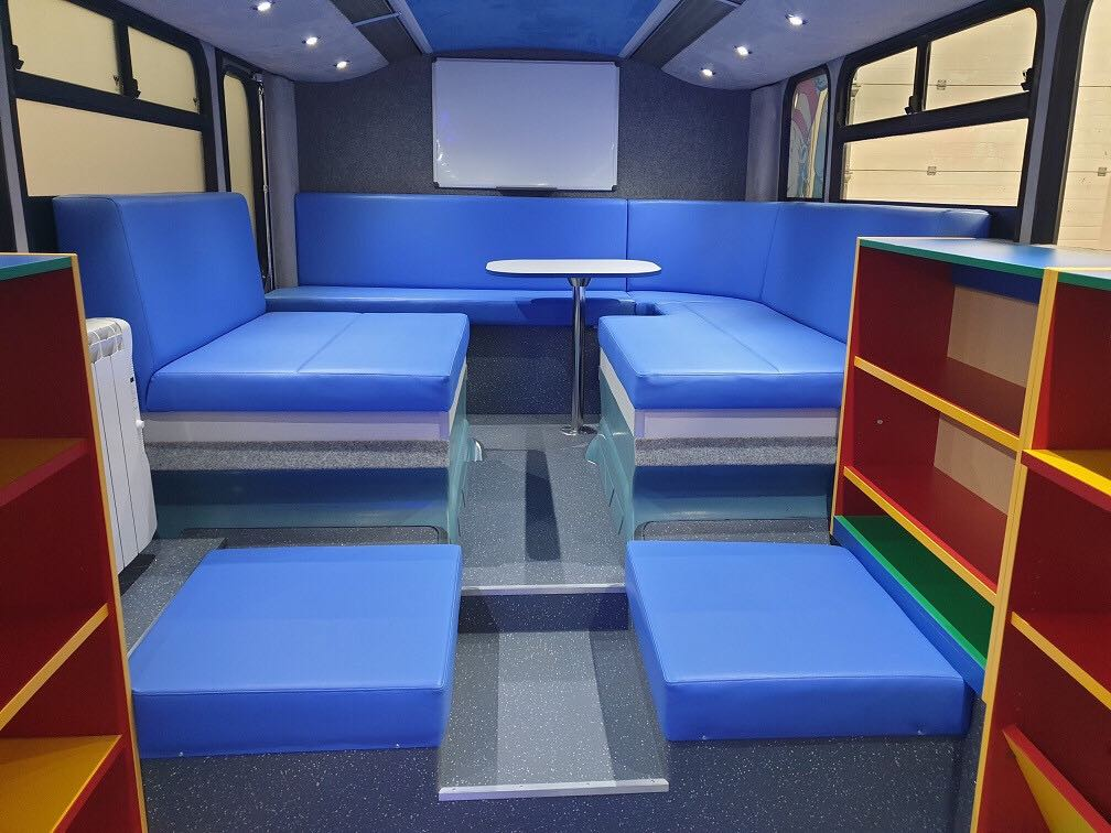 Marshside Primary School in Southport is trying to raise money for a school and community project - The Big Bus Project