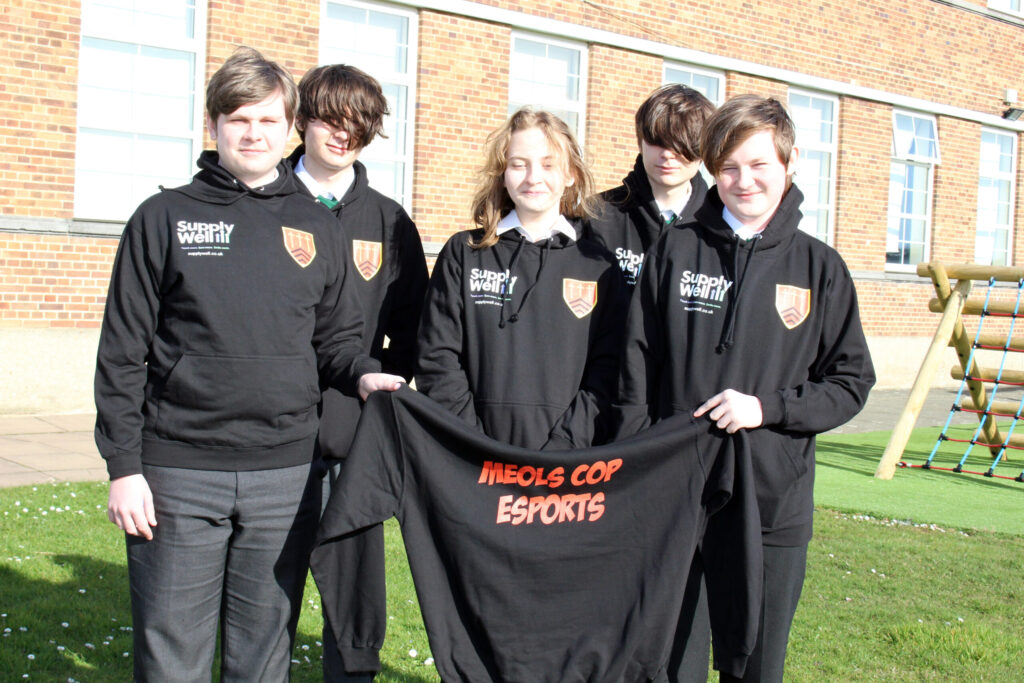 Meols Cop High School in Southport has launched a new esports team