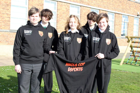 Meols Cop High School in Southport launches new esports team