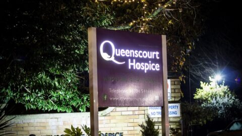 Queenscourt Hospice in Southport awarded £1,560 grant to create Family Care Packs