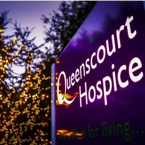 Queenscourt Hospice in Southport launches 2021 Forget-Me-Not Appeal