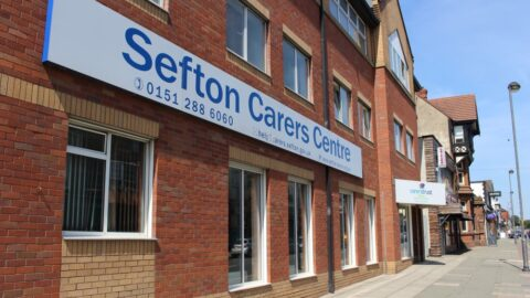 Unpaid carers in Sefton urged to book their Covid-19 vaccines