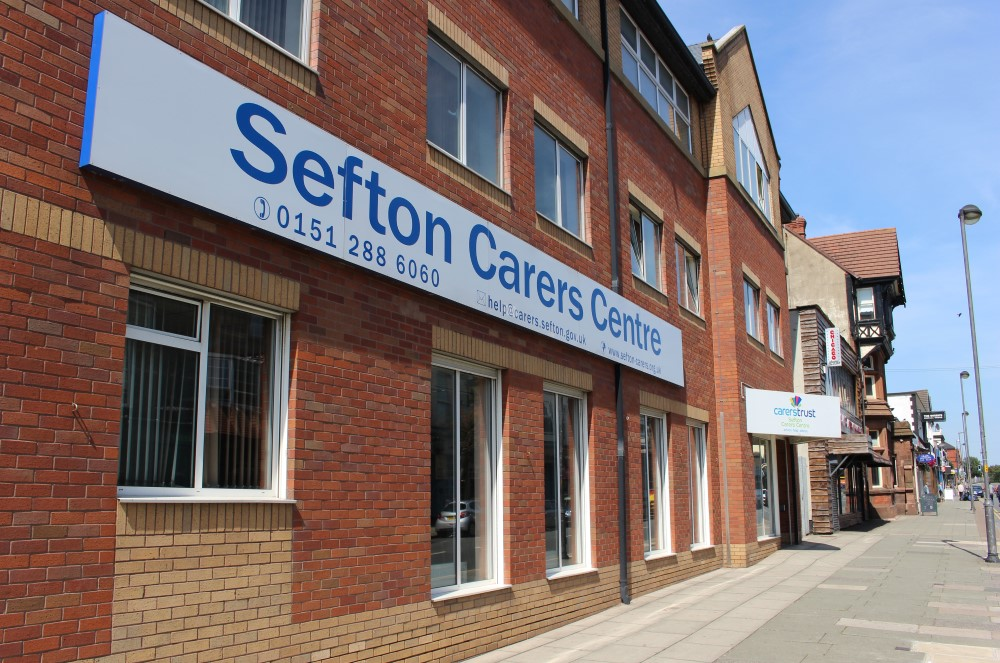 Sefton Carers Centre in Waterloo