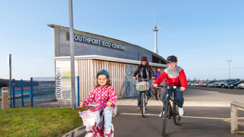 Southport Cycle Hire reopens this Bank Holiday Weekend
