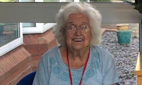 Southport family appeals for 100 birthday cards to wish Agnes a happy 100th birthday