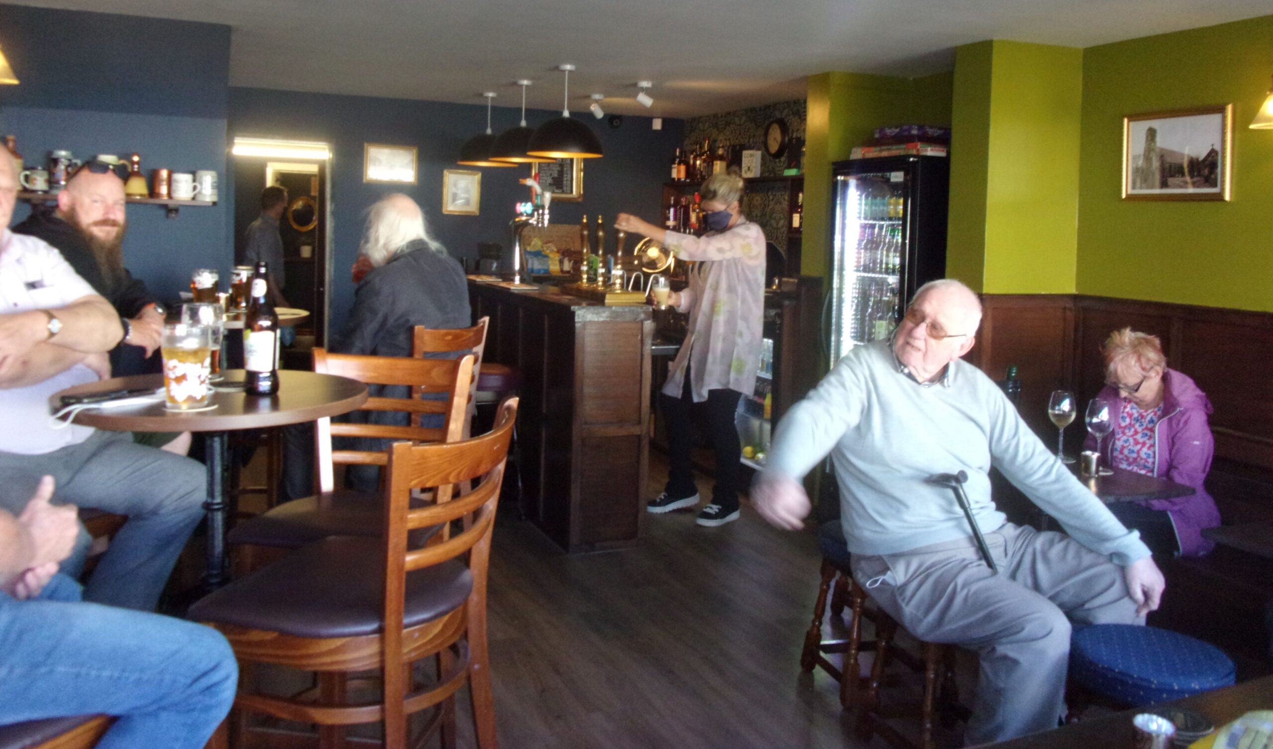 The Beer Den 2 on Rufford Road in Crossens in Southport. Photo by Neville Grundy