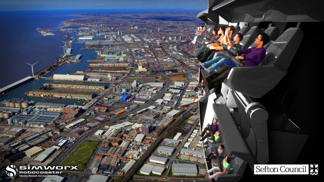 The proposed bid for Bootle will include exploration of a new visitor attraction in the town