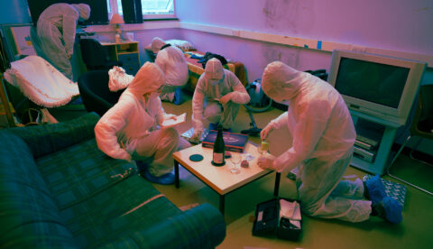 Line Of Duty? Southport College Forensic students have been solving the clues