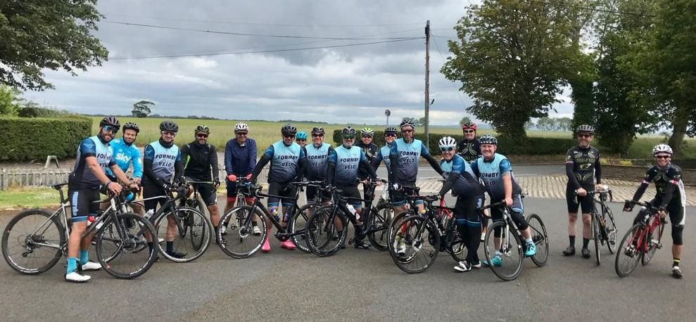 Cyclists in Formby will ride as many miles as they can in 24 hours in the Ride4Graeme challenge in memory of Merseyside Police inspector and father-of-two Graeme Rooney, 51, who died following a collision in Altcar in June 2020