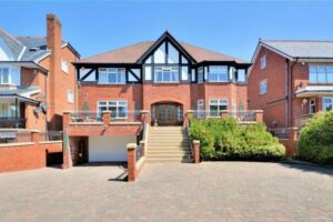 A 'beautiful' home that 'has to be seen to be appreciated' on Grosvenor Road in Birkdale in Southport is on sale with Anthony James Estate Agents