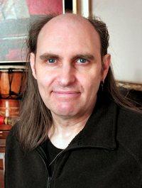 Author James Stoddah