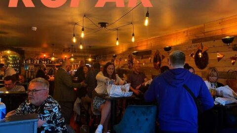 Owners' delight as new KOPAR café and bar opens in Hesketh Bank