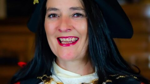 Grease dancer and theatre performer is 'hopelessly devoted' to new role as Mayor of Sefton