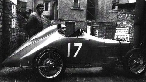 Historic 1933 motor racing car which raced at Southport close to restoration as owner appeals for help