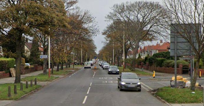 Preston New Road in Southport