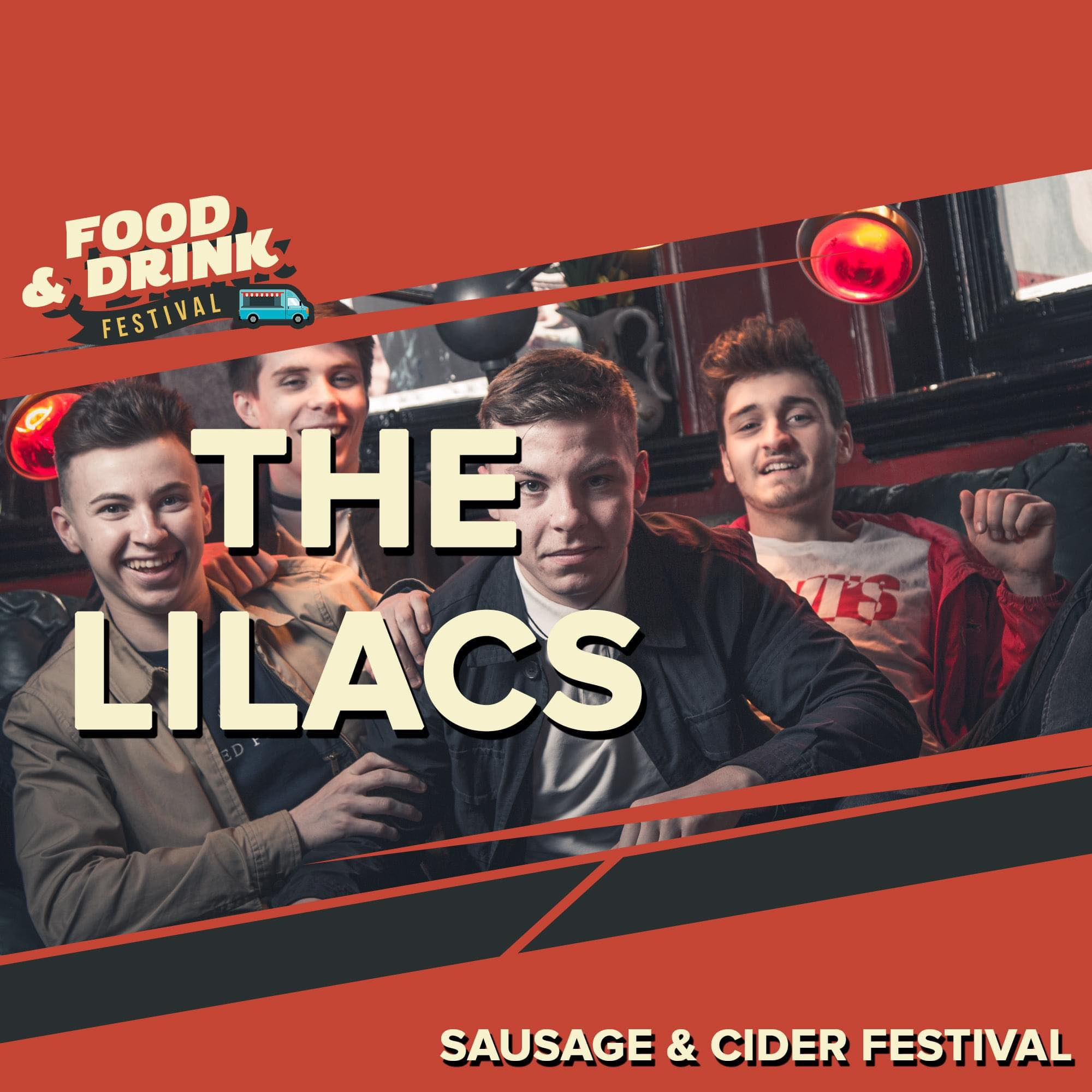 The Sausage and Cider Festival will take place at Victoria Park in Southport on Friday, 25th June, featuring The Lilacs