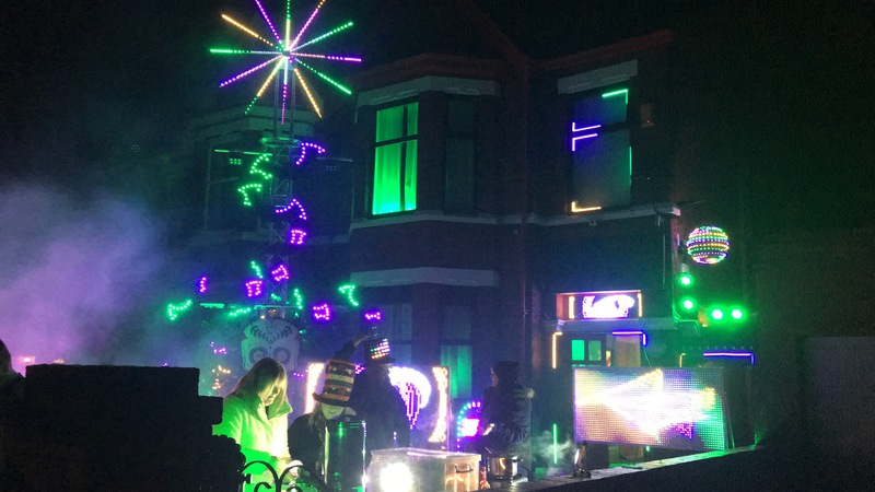 The Sidney Road Lights Halloween special