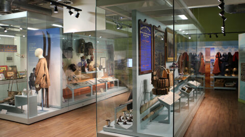 Galleries and Museum at The Atkinson in Southport reopen