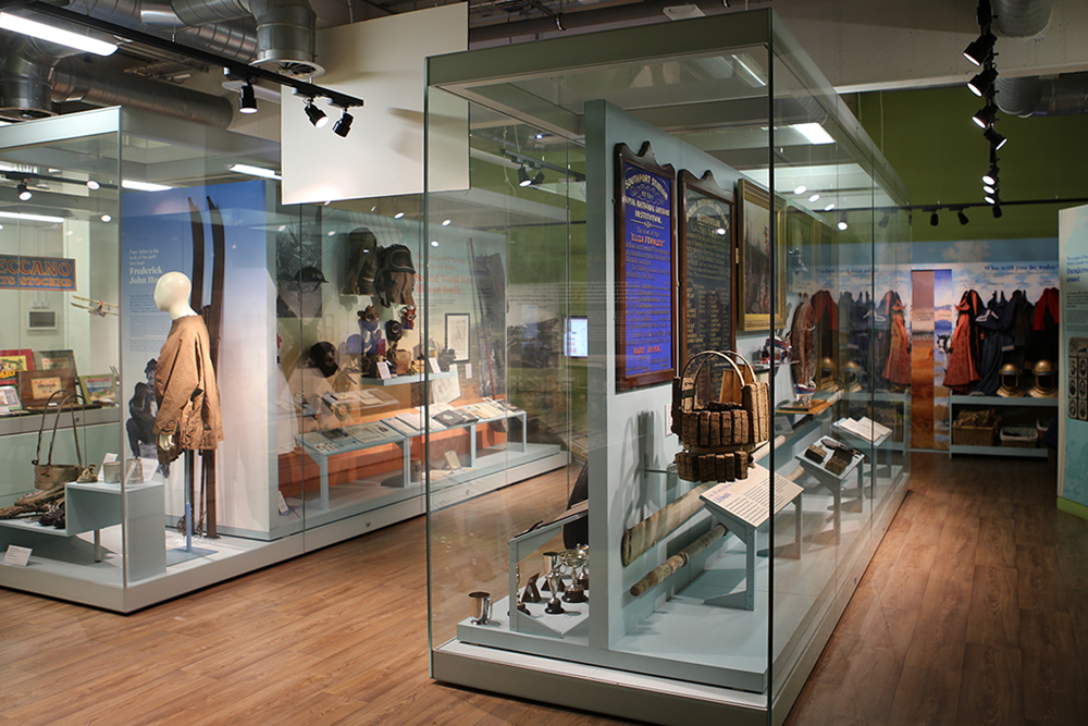 The museum at The Atkinson on Lord Street in Southport