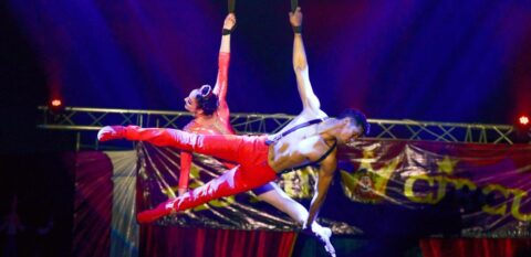 The Big Kid Circus arrives in Southport for five days of shows
