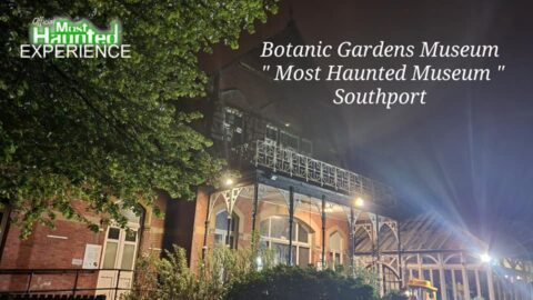 Botanic Gardens Museum in Southport 'alive with ghosts' says TV's Most Haunted