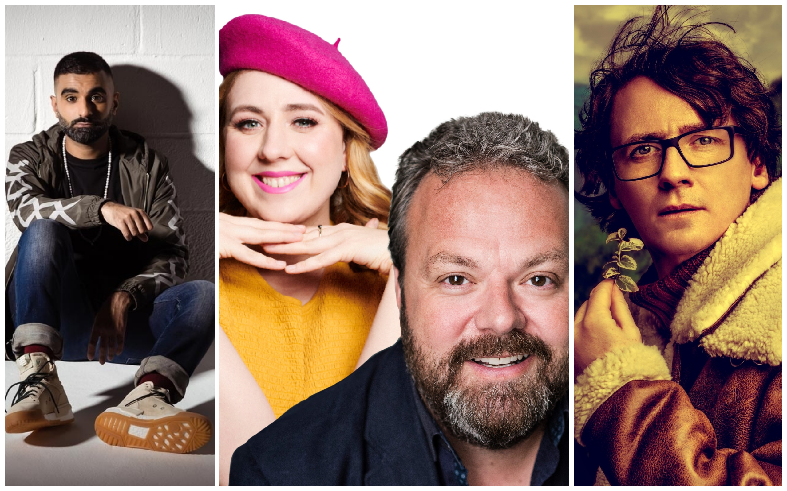 Tez Ilyas, Helen Bauer, Hal Cruttenden and Ed Byrne will star at Southport Comedy Festival