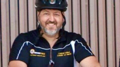 Round Table leader in five month blood cancer battle inspires pals to epic Clatterbridge cycle ride