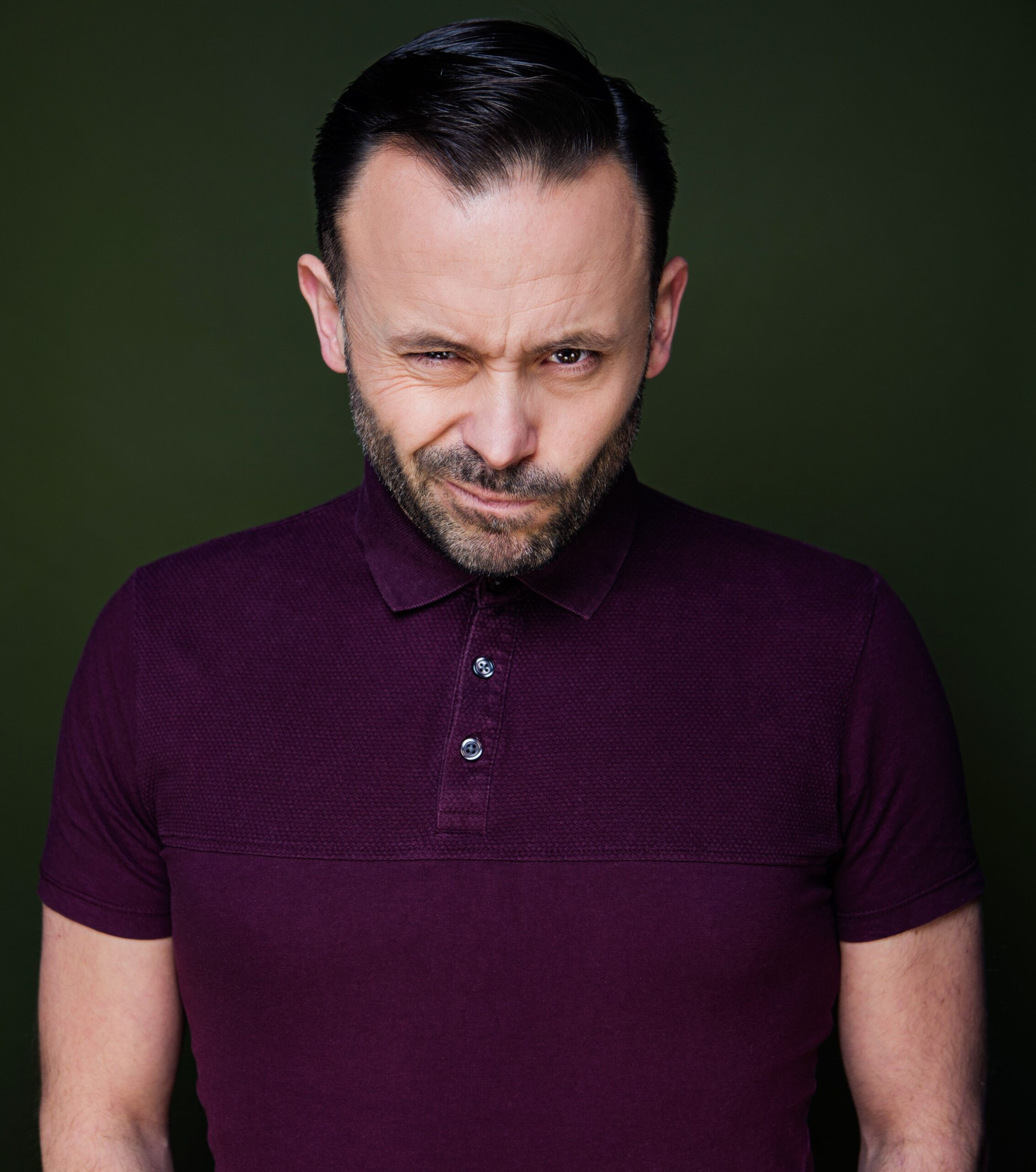 Geoff Norcott will perform at Southport Comedy Festival 2021