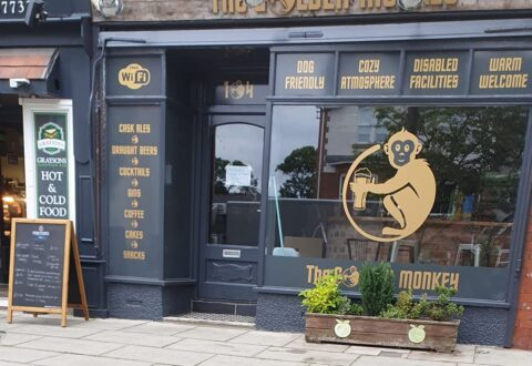 The Golden Monkey bar set to open in Ainsdale Village in Southport