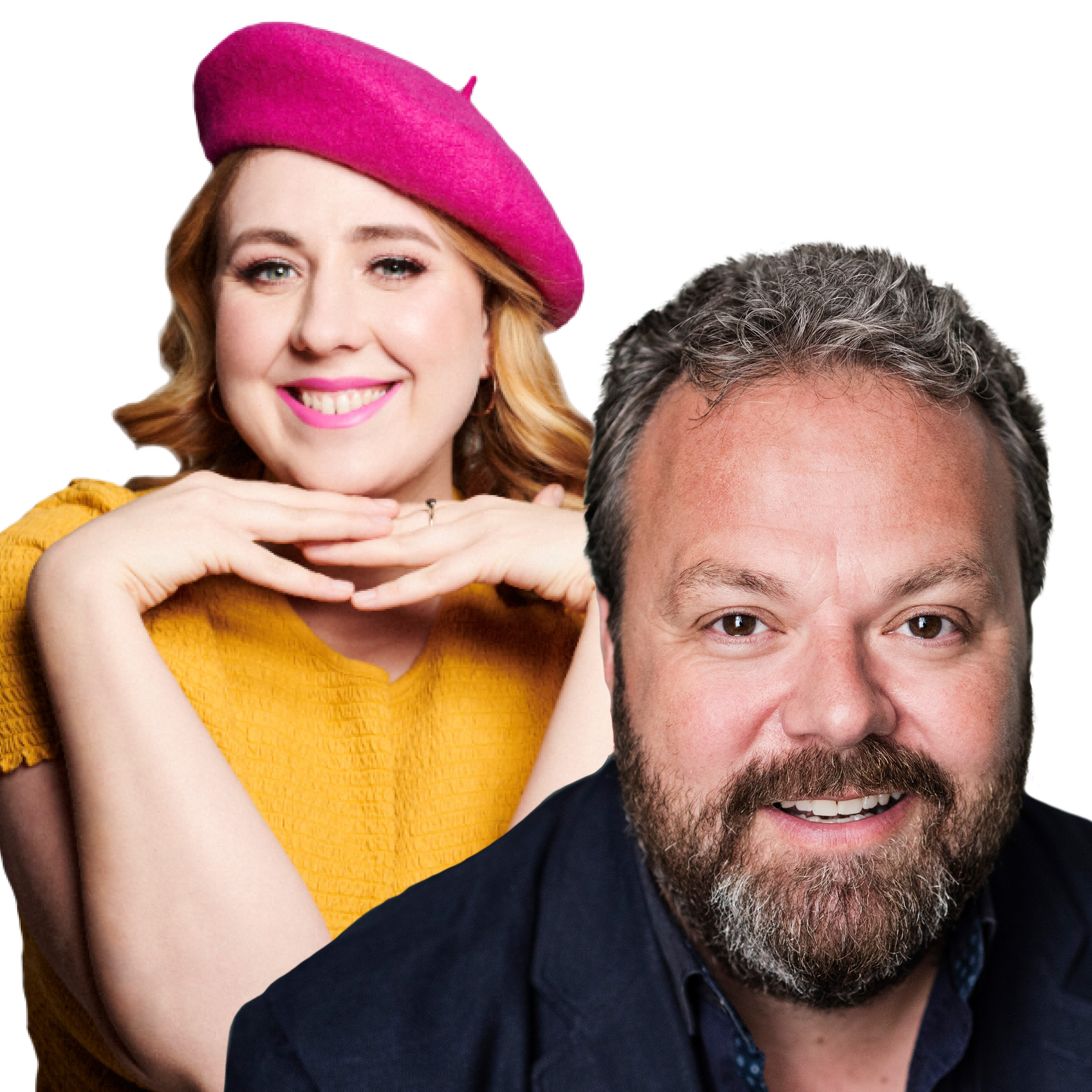 Hal Cruttenden and Helen Bauer will perform at Southport Comedy Festival 2021