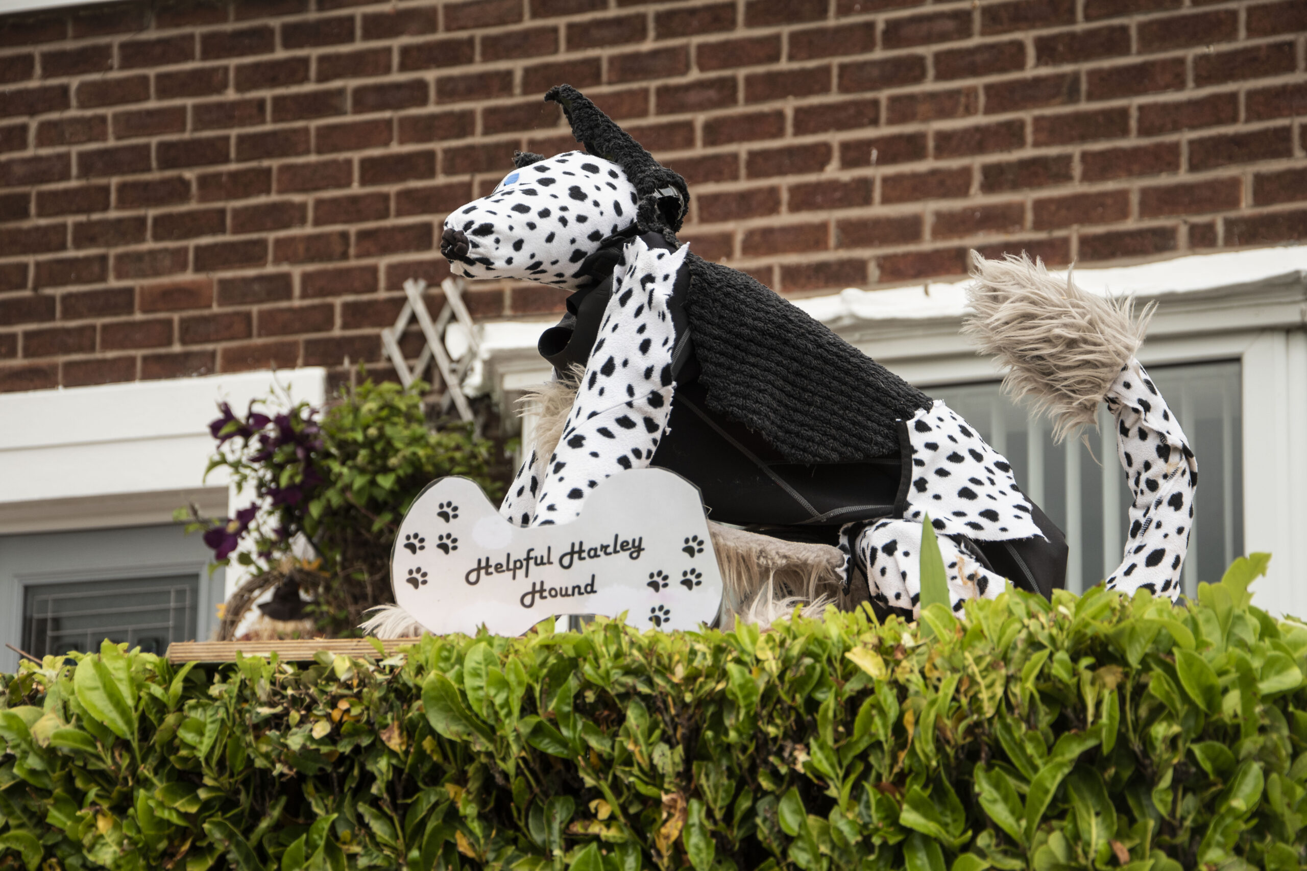 Halsall Scarecrows