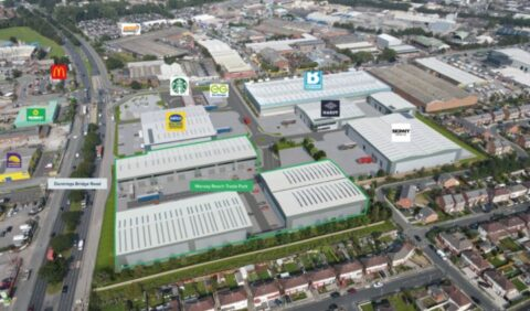 Second phase of Mersey Reach business park launched with 12 new trade and industrial units