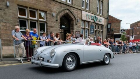 Southport Classic and Speed event revealed for Victoria Park with classic car parade along Lord Street